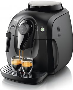 philips serie 2000 cafetera hd8651/0, cafetera philips hd8651